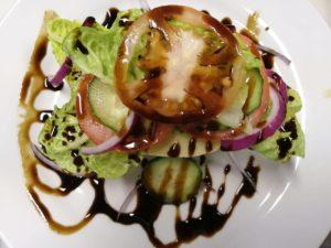 Li'Shaz Cafe & Grill salads