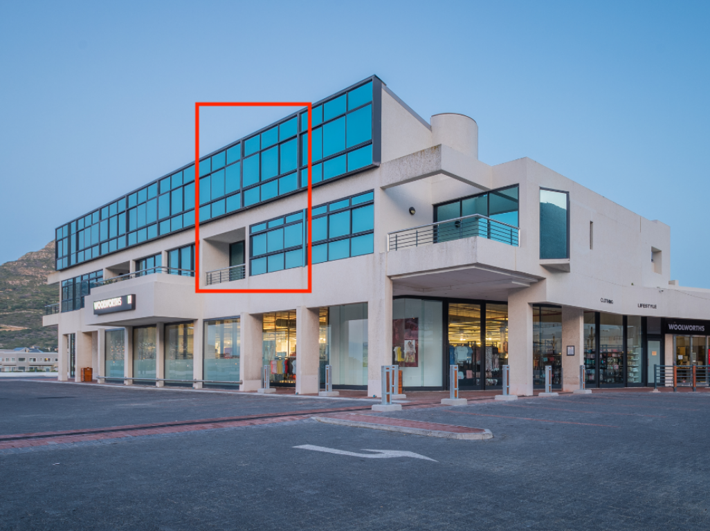 Studio B5 Mainstream Mall Hout Bay residential office space