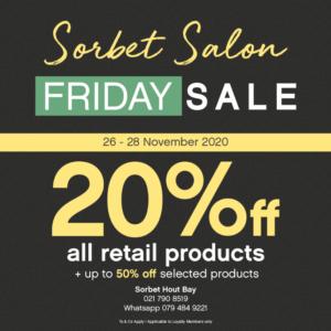 Sorbet Mainstream Mall Black Friday