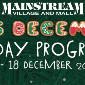 Mainstream Mall holiday program