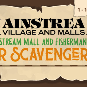 Scavenger-Hunt-Mainstream Mall